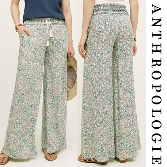 4e8aba914fb43 Anthropologie Pants - Anthropologie Elevenses Hawthorne Wide Leg Pant XS